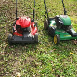 2 Free Mowers for Sale in Richmond, VA