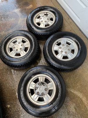 Chevy truck rims for Sale in Powder Springs, GA