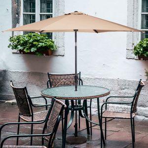 9' Patio Outdoor Umbrella with Crank for Sale in El Monte, CA