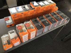 150 Spigen Galaxy S6/7, iPhone 6/7 cases Brand New in Boxes for Sale in Long Beach, CA