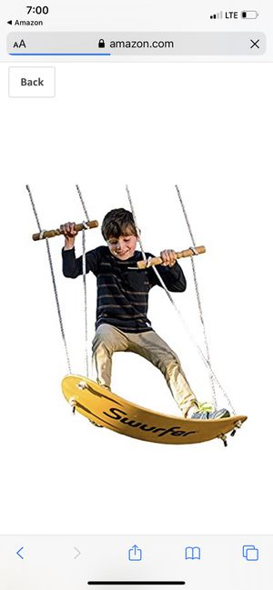 Swurfer surfboard swing for Sale in Gulfport, FL