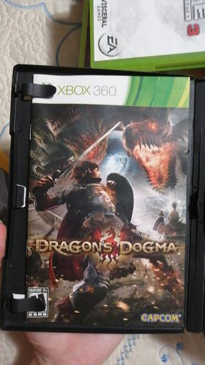 Pre-owned XBOX360 Dragon's Dogma for Sale in Rosemead, CA