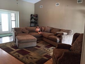 Sectional couch for Sale in Northbridge, MA