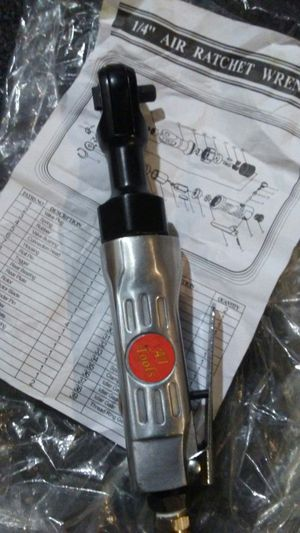1/4 air ratchet wrench for Sale in Philadelphia, PA