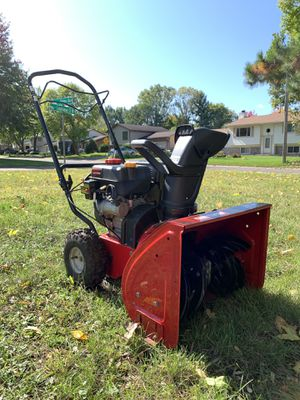 "CLEAN! Craftsman 22"" Snow Blower Self Propelled - $600 Retail! Winter is Coming! for Sale in Saint Paul, MN"