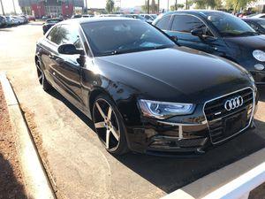 2014 Audi A5 Premium Plus Quattro 2 DR for Sale in Phoenix, AZ