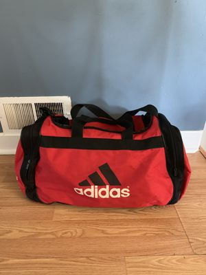 Adidas Duffle Gym Bag carry-on Suitcase for Sale in Philadelphia, PA