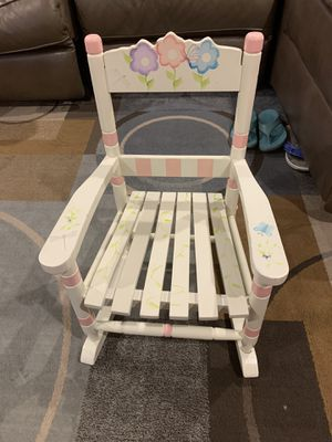 Adorable rocking chair for toddler for Sale in Hayward, CA