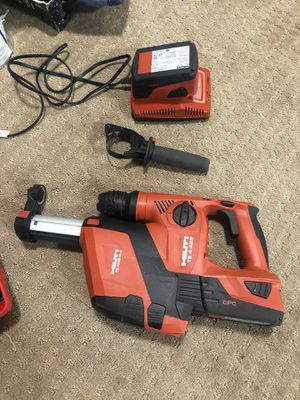 Hilti hammer drill with vaccun for Sale in Annandale, VA