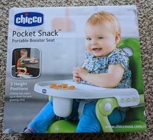Chicco brand Booster seat for Sale in Falls Church, VA