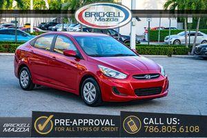2016 Hyundai Accent for Sale in Miami, FL