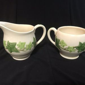 Franciscan Ivy Cream and Sugar Set for Sale in Phoenix, AZ