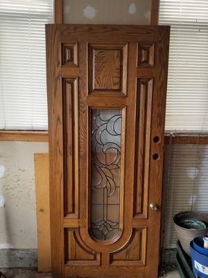 Outer door - steel for Sale in Bristow, VA
