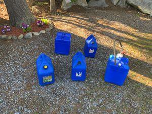Gallon jugs for Sale in Danvers, MA