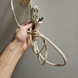 Free. Small Box Of Used Extension Cords for Sale in Fort Lauderdale, FL