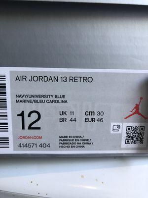 Brand new, Air Jordan 13 Retro for Sale in Newark, CA