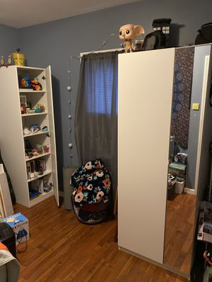 Ikeas storage & closet cabinet for Sale in Queens, NY