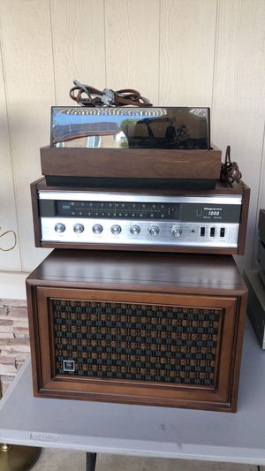 Magnavox 1000 Stereo System for Sale in Phoenix, AZ
