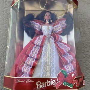 1997 Happy holidays special edition barbie for Sale in Bradenton, FL