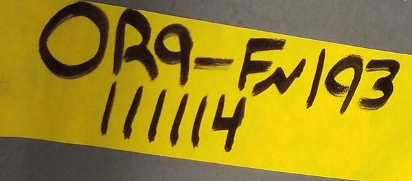 2003 2004 2005 2006 2007 2008 INFINITI FX35 FX45 FRONT LEFT DRIVER SIDE FENDER