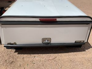 ARE camper shell and ATC bed slide out for Sale in Apache Junction, AZ