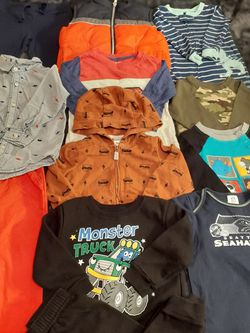 Boy clothes size 18m.😊(set 1) for Sale in Everett,  WA