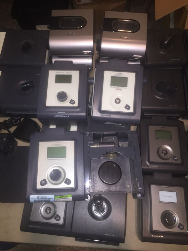 42 Cpap Machines/Parts Wholesale