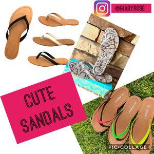 NEW Sandals (flipflops) for Sale in Azusa, CA