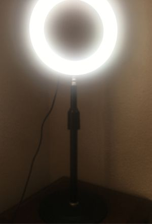 Ring light for Sale in Salinas, CA