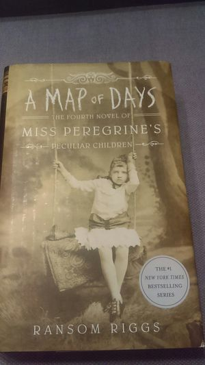 A map of days book for Sale in Glendale, AZ