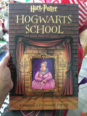 Harry Potter 3D carousel book for Sale in Kailua, HI
