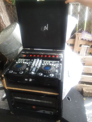 equipment dj for Sale in Lynwood, CA