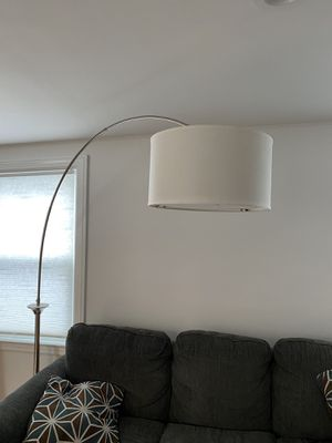 Arc/ Arched floor lamp for Sale in Watertown, MA