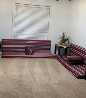 arabic floor seating for Sale in Beaverton, OR