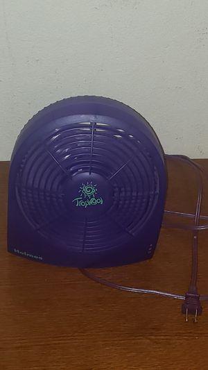 Small purple holmes fan for Sale in Rosemead, CA