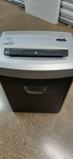 Paper shredder for Sale in Addison, IL
