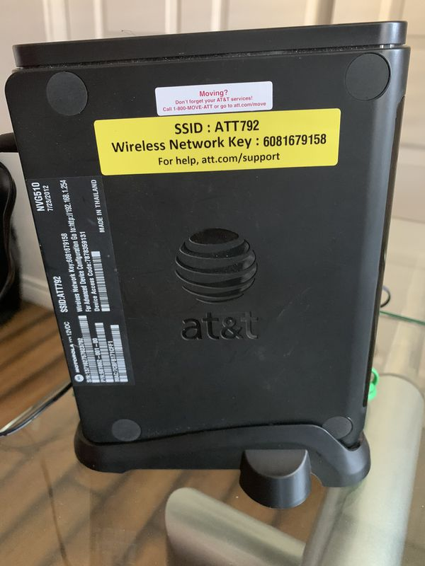 Wireless modem/router NVG510