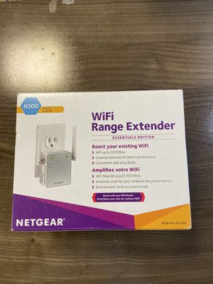 Netgear WiFi Range Extender EX2700 for Sale in Highland Beach, FL