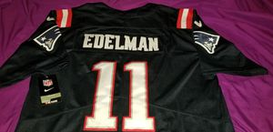 Patriots Edelman #11 Nike Jersey XL & XXL. NEW EMBROIDERED for Sale in Lake Elsinore, CA