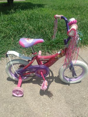 Huffy princess bike for girls for Sale in Irving, TX