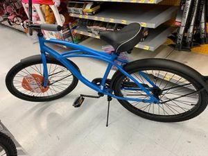 "Huffy 26"" Cranbrook Men's Comfort Cruiser Bike, Blue for Sale in East Bridgewater, MA"