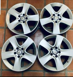 Mercedes Benz 17 Rims Wheels CLA250 W246 for Sale in San Diego, CA