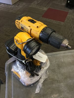 "Dewalt 1/2""cordless drill driver and flashlight for Sale in Salem, OR"