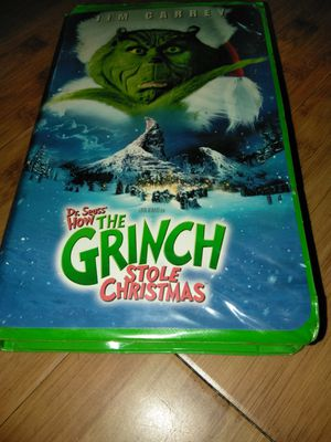 The Grinch who stole Christmas for Sale in West Hollywood, CA