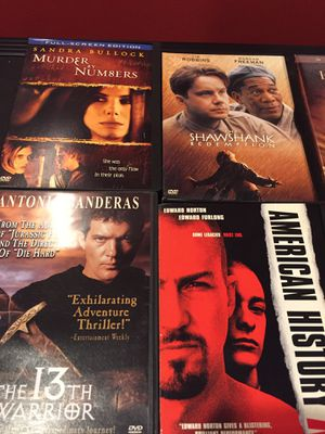 Movie Dvd Lot #2 for Sale in Chicago, IL