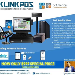 POS ALL IN ONE CASH REGISTER EXPRESS for Sale in Culver City, CA
