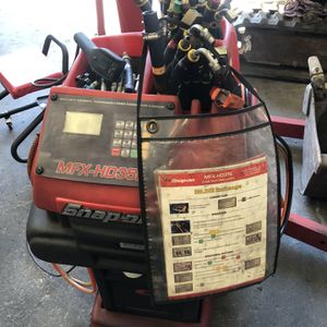 Snap-On Transmission Flushing Machine for Sale in San Jose, CA
