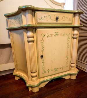 Hand Crafted Nightstand for Sale in Austin, TX