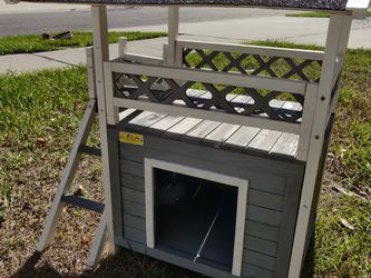 Brand New Pet House For Indoors Or Outdoors for Sale in Tampa,  FL