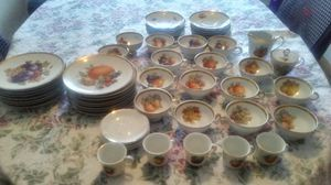 Bavaria Golden Crown E&R 1886 antique china for Sale in McKeesport, PA